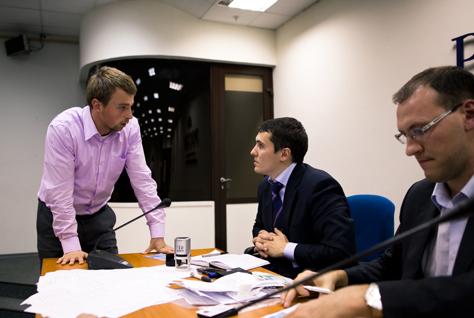 Роман Аргашоков. Директор Центра финансовой культуры.